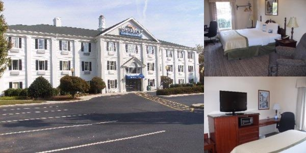 Baymont Inn & Suites Martinsville Va photo collage