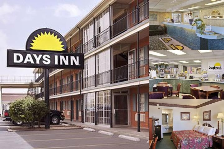 Days Inn Lubbock 4th Street photo collage