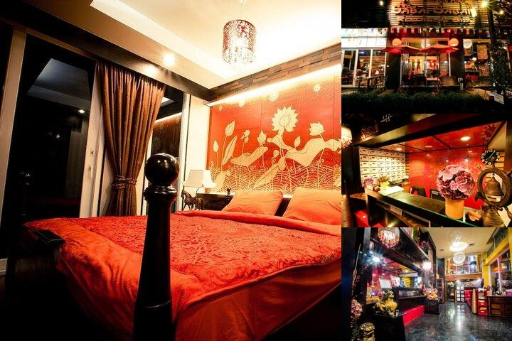 Sabai Sabaiatsukhumvit Hotel. photo collage