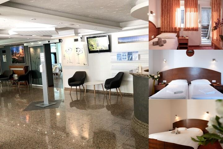 Medno Hotel photo collage