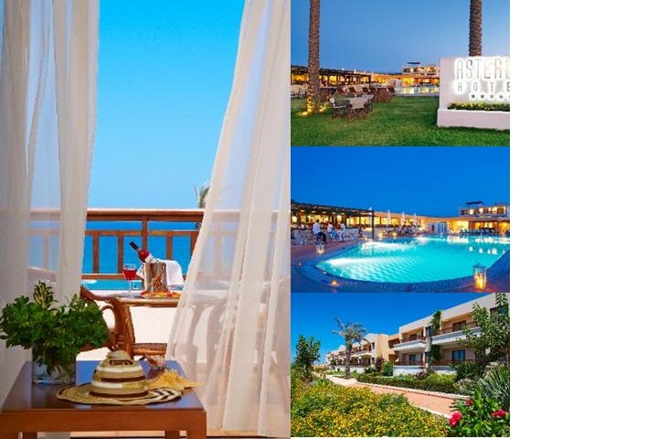 Asterion Hotel Luxury Beach Resort & Suites photo collage