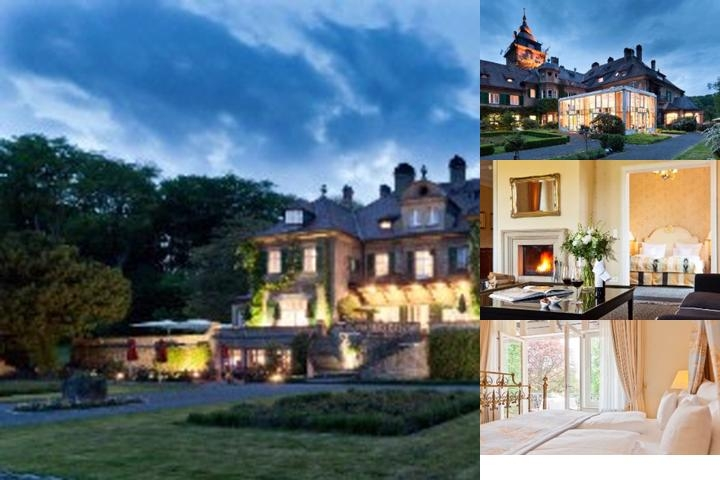 Althoff Schlosshotel Lerbach photo collage