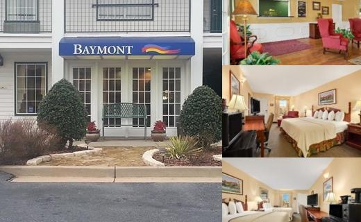 Baymont Inn Warner Robins photo collage