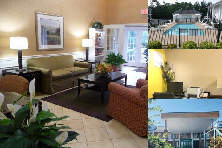 Quality Inn of Johnson City photo collage