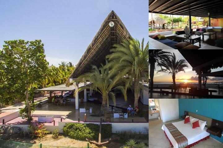Hotel Coche Paradise photo collage