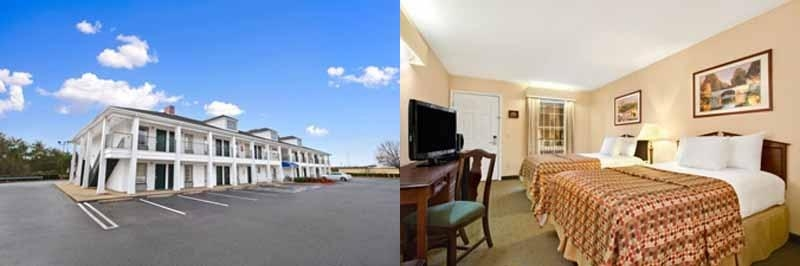 Baymont Inn & Suites Forest City photo collage