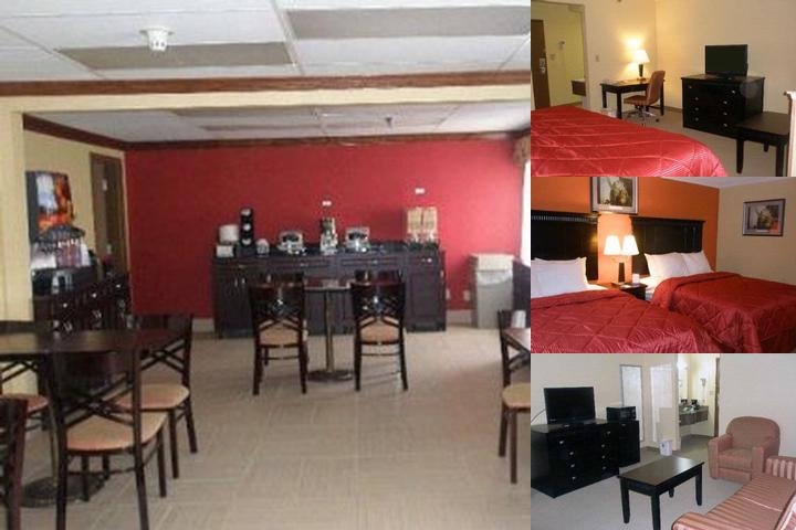 Baymont Inn & Suites Cleveland Tn photo collage