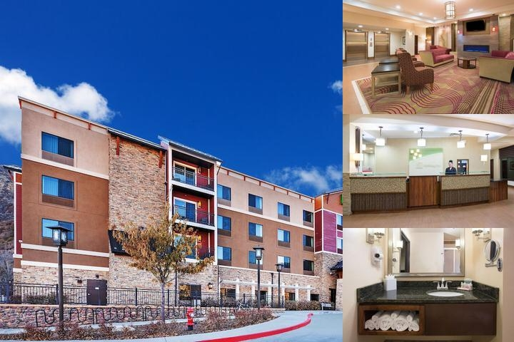 Holiday Inn Hotel & Suites Durango Central photo collage