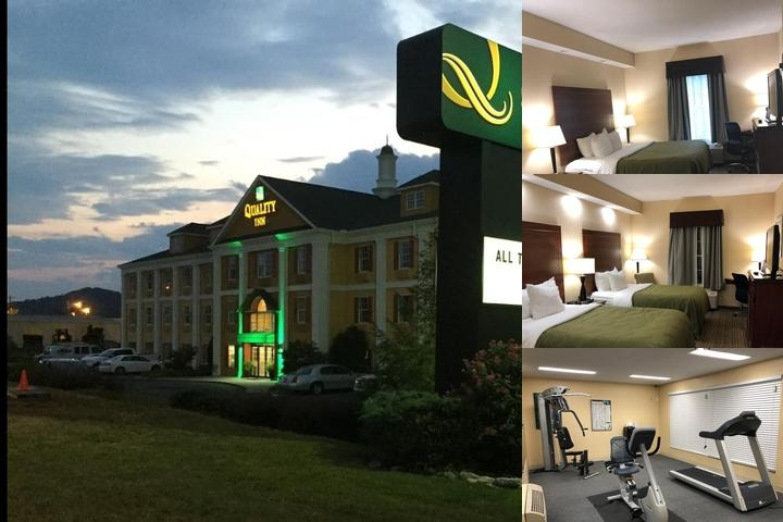 Quality Inn Oak Ridge photo collage
