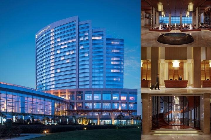 Hyatt Regency Qingdao photo collage