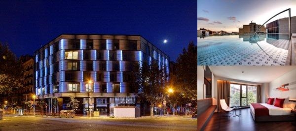 Olivia Balmes Hotel photo collage