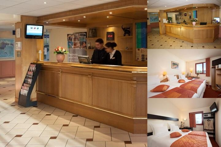Comfort Hotel Airport Cdg photo collage