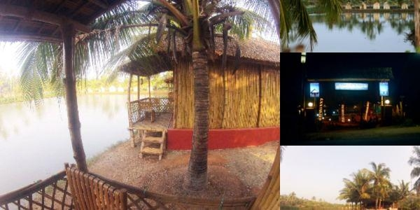 Om Lake Resort photo collage
