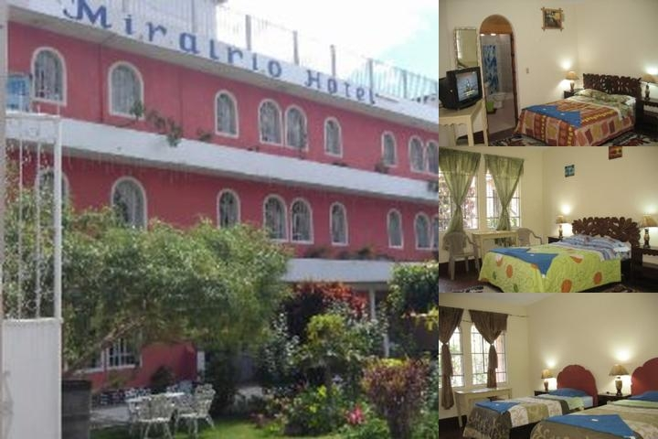 Hotel Miralrio photo collage