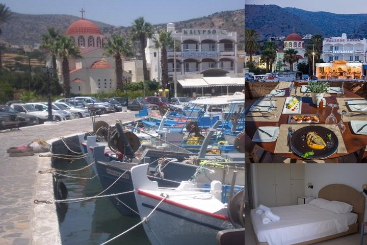 Kalypso Hotel photo collage