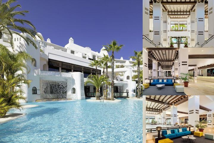 H10 Estepona Palace photo collage