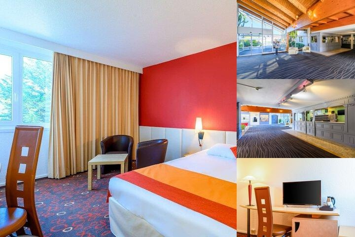Quality Hotel Alisee Poitiers Nord photo collage