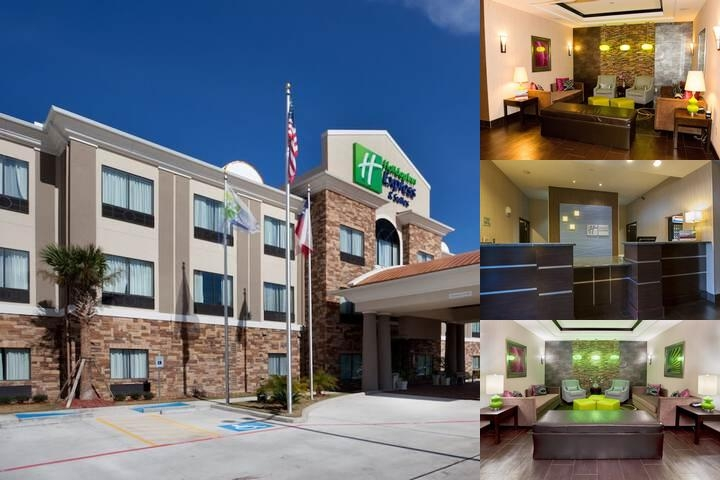 Holiday Inn Express & Suites Houston West Road photo collage