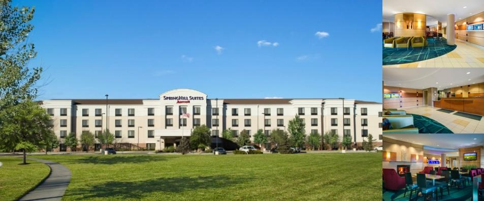 Springhill Suites by Marriott in Council Bluffs photo collage