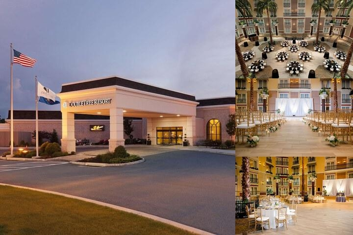 Doubletree Resort by Hilton Lancaster photo collage