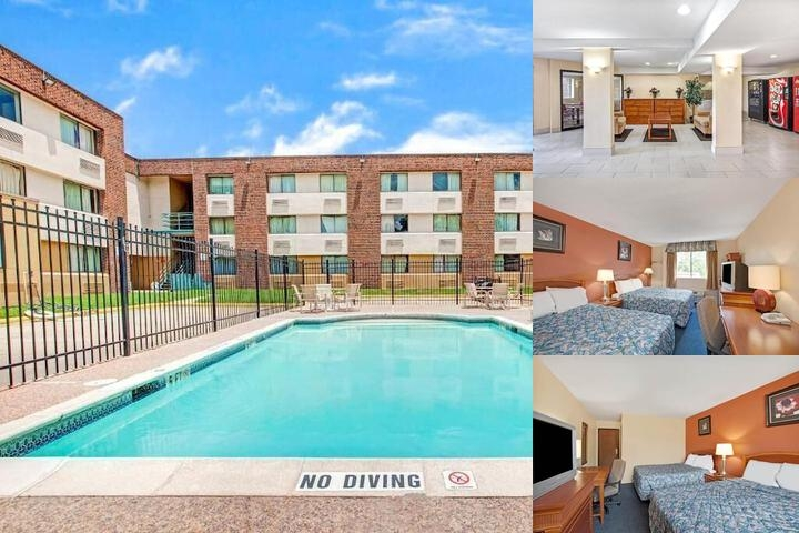 Days Inn Greenspoint / Iah photo collage