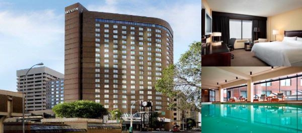 The Westin Edmonton photo collage