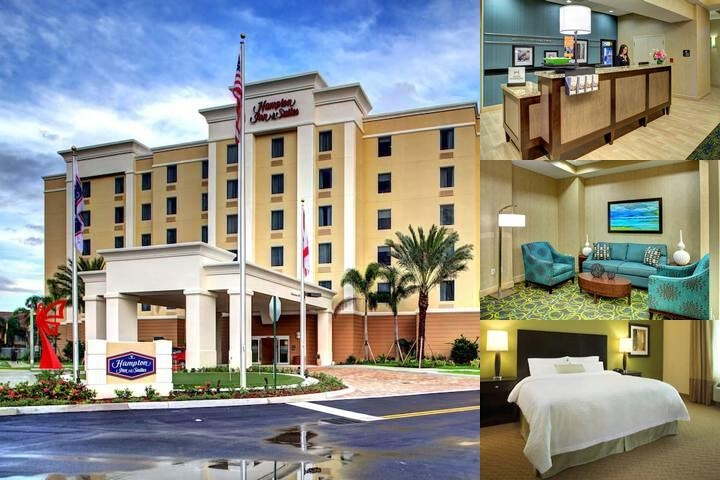 Hampton Inn Coconut Creek Fl photo collage