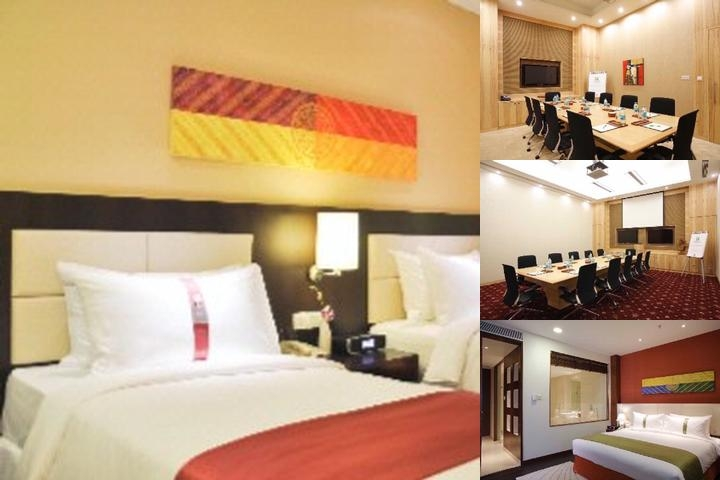 Holiday Inn Pune Hinjewadi photo collage