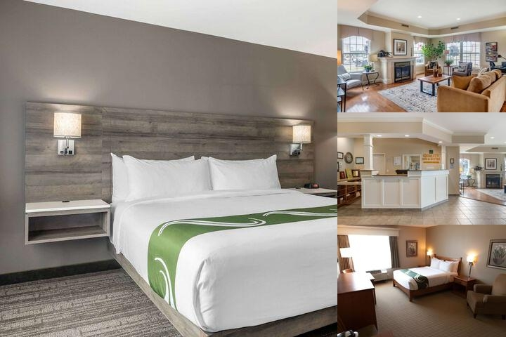 Quality Inn & Suites Amsterdam photo collage