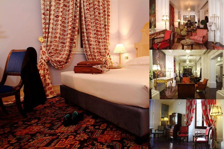 Hotel Albani Firenze photo collage