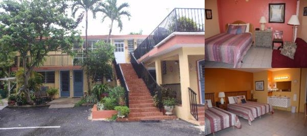 Ceiba Country Inn photo collage
