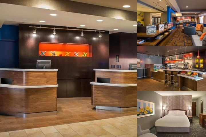 Courtyard by Marriott Grand Rapids Airport photo collage