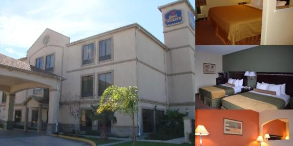 Best Western Plus North Houston Inn & Suites photo collage