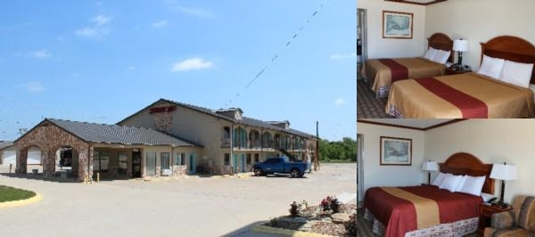Sanger Inn photo collage
