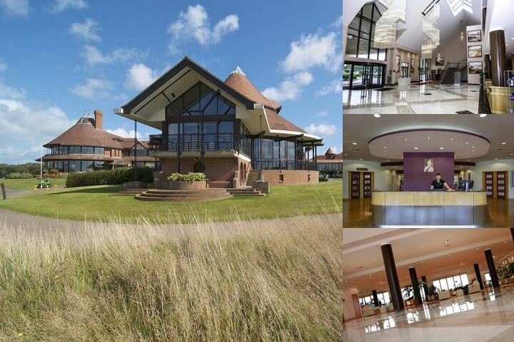 De Vere Venue East Sussex National photo collage