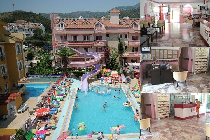 Rosy Apart Hotel photo collage