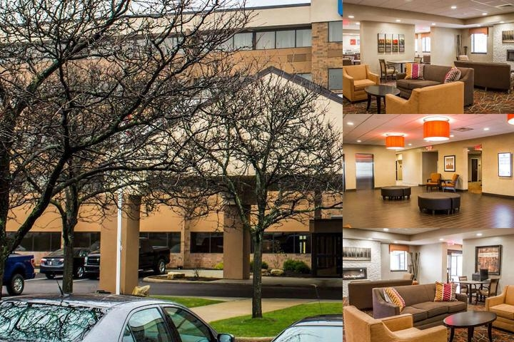 Comfort Inn & Suites Wadsworth photo collage