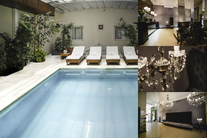 Ker Recoleta Hotel & Spa photo collage