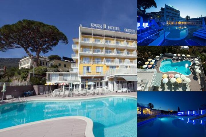 Park Hotel Suisse photo collage