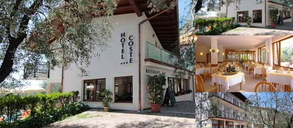 Hotel Coste photo collage
