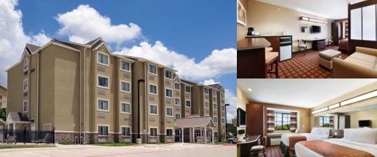 Microtel Inn & Suites by Wyndham Austin Airport photo collage