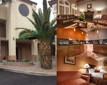 Best Western Copper Hills Inn photo collage