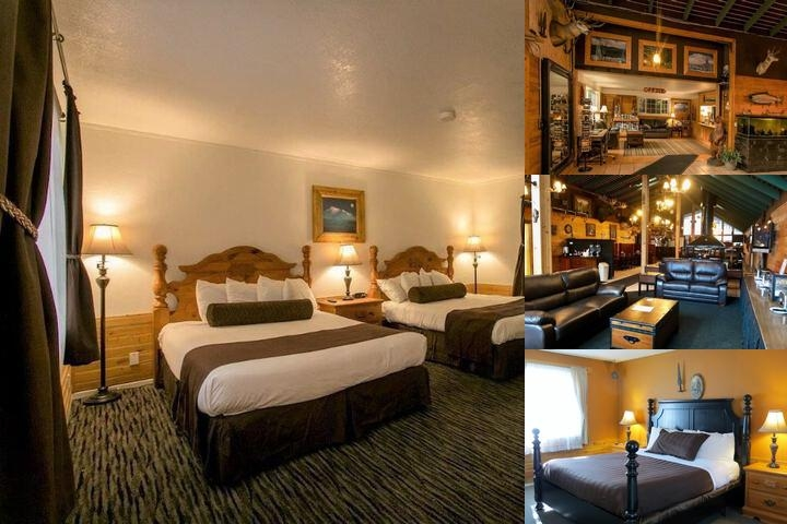 Shasta Inn photo collage