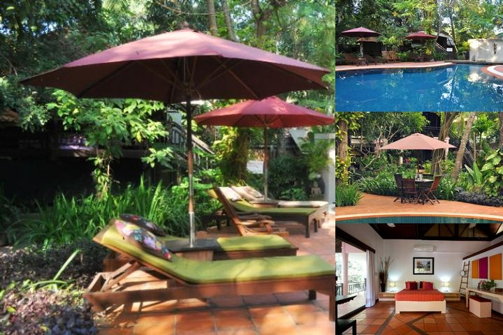 The Rivergarden Siem Reap photo collage
