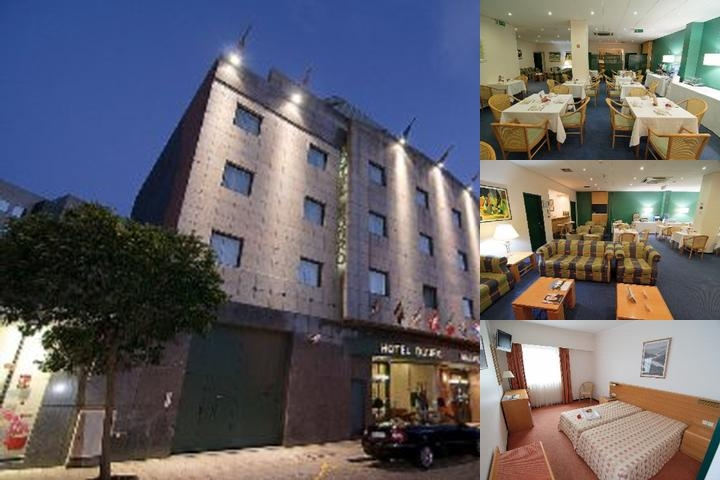 Hotel Douro photo collage