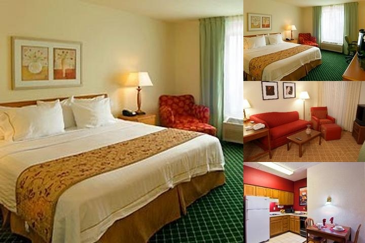 Residence Inn by Marriott Indianapolis Airport photo collage