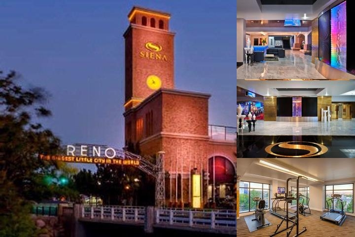 Siena Hotel Spa Casino photo collage