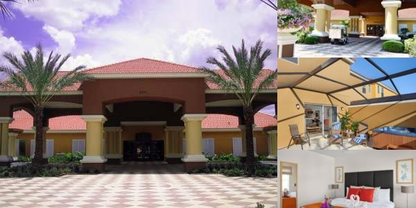 Encantada Resort Orlando by E Management photo collage