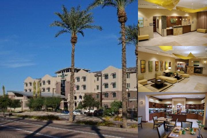 Homewood Suites by Hilton Phoenix Airport South photo collage