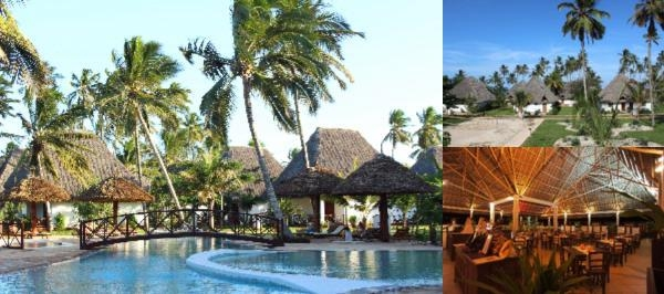 Uroa Bay Beach Resort photo collage
